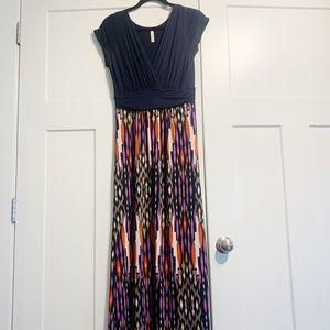 Gilli long dress